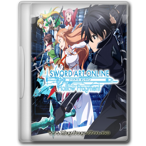 Sword Art Online Hollow Fragment Full Español