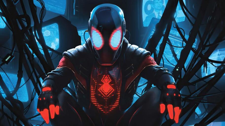 Spider-Man, Miles Morales, 4K, #6.2160