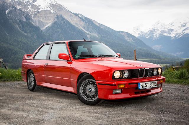 P90233604 highRes 30 χρόνια με BMW M3 – η ιστορία ενός εμβληματικού μοντέλου (Photos)