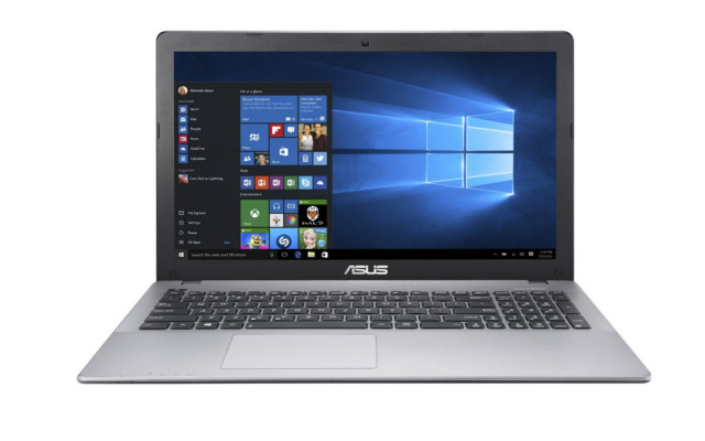 Review of the Asus X550ZA-WH11 Quad Core, 8 GB of RAM and Windows 10