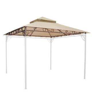 10x10 ft. Waterproof gazebo top canopy