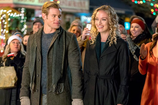 The Christmas Note Cast.Marry Me At Christmas A Hallmark Channel Original