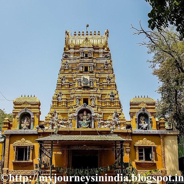 Sri Gangamma Devi Temple, Bangalore