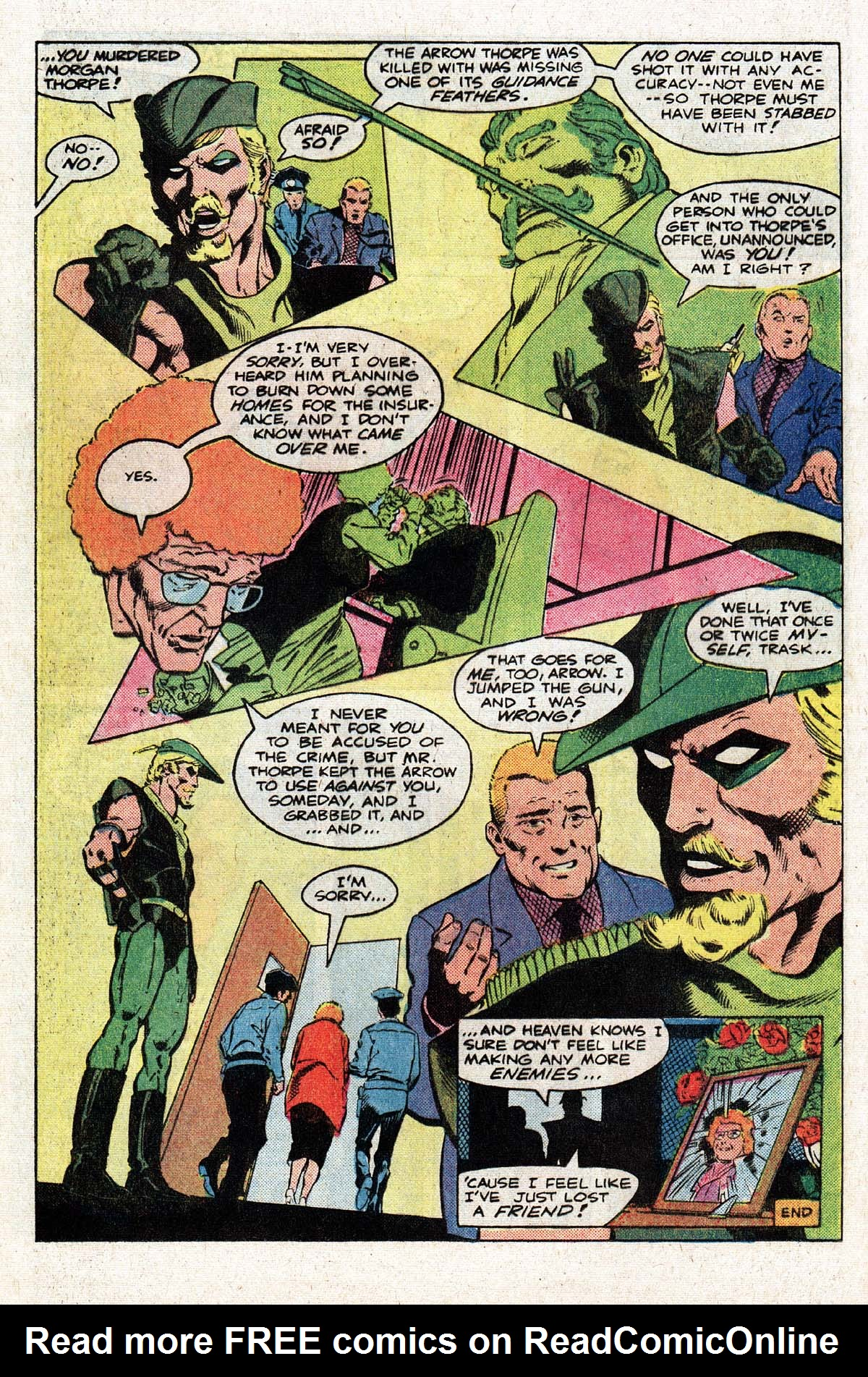 Read online World's Finest Comics comic -  Issue #278 - 24