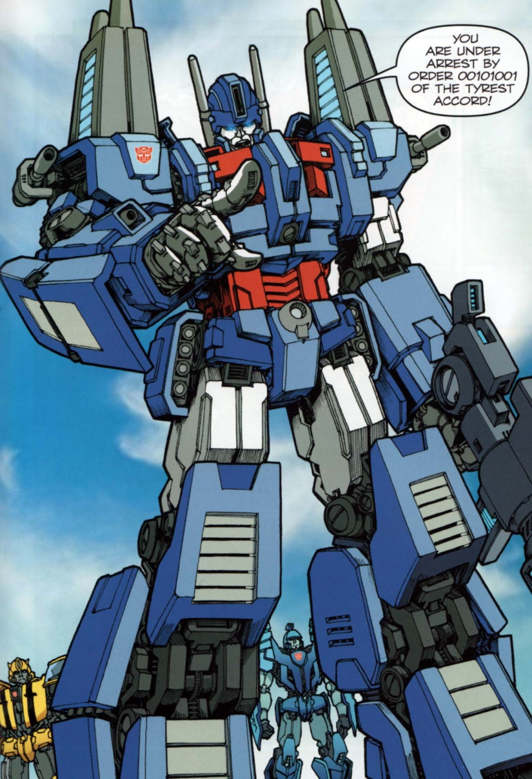 godmera's fandom: character close-up : ultra magnus - generation 1