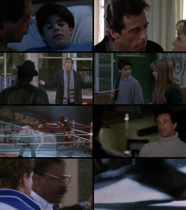 Rocky V 1990 Dual Audio Hindi 480p BluRay 300mb