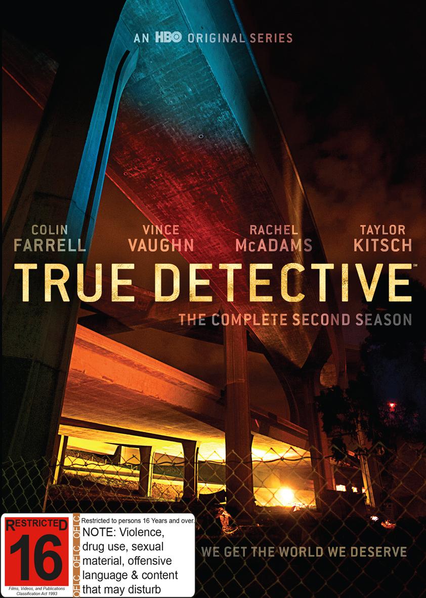 Bs True Detective