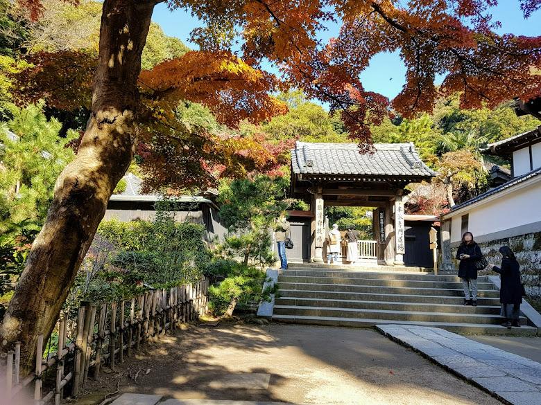 円覚寺寺內景色