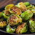 Roast Brussel Sprouts With Coconut Oil To Create A Powerful Anti-Cancer, Anti-inflammatory Snack