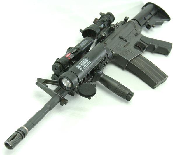 Un M4 SOPMOD.