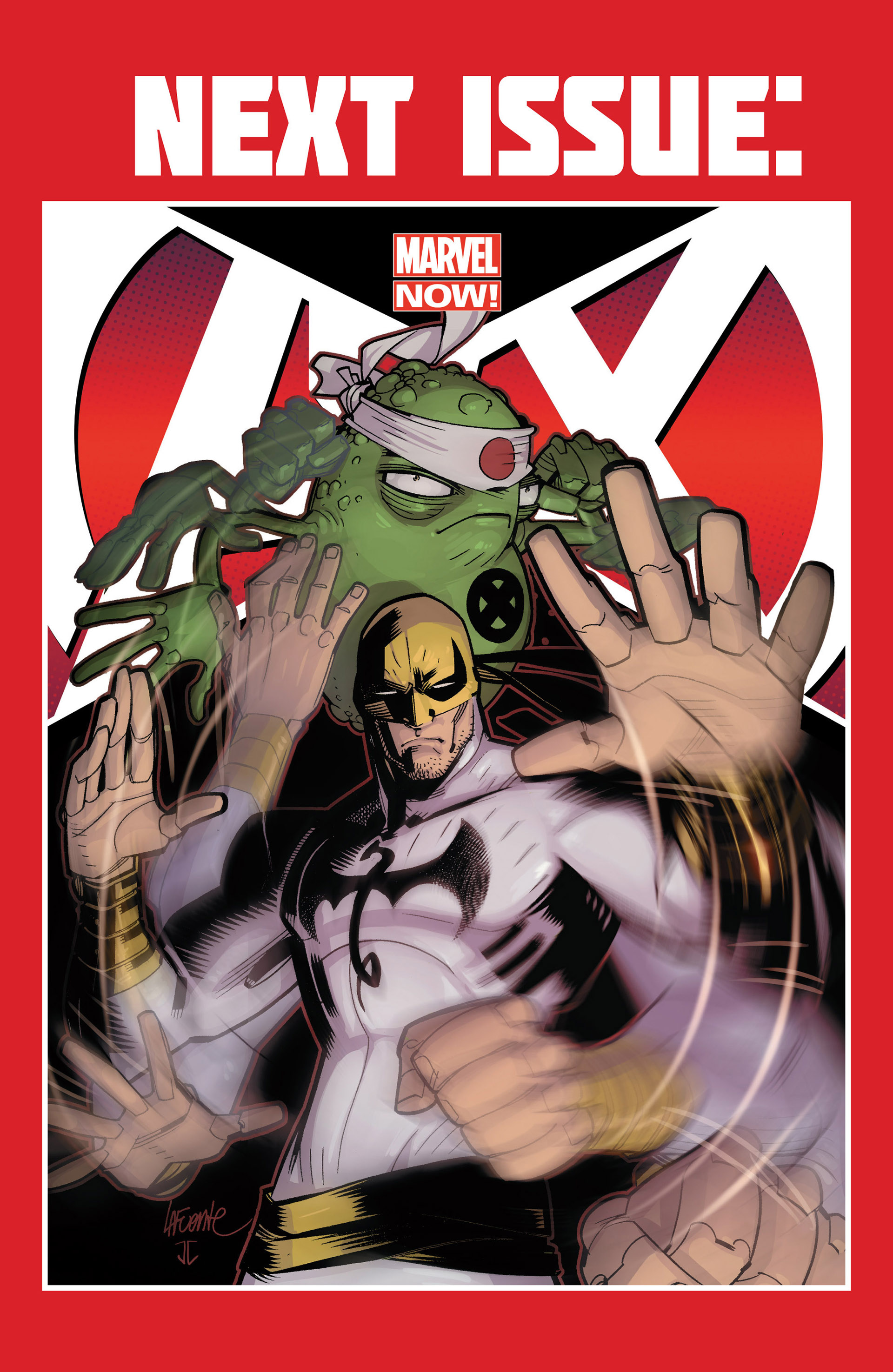 Read online A X comic -  Issue #4 - 23