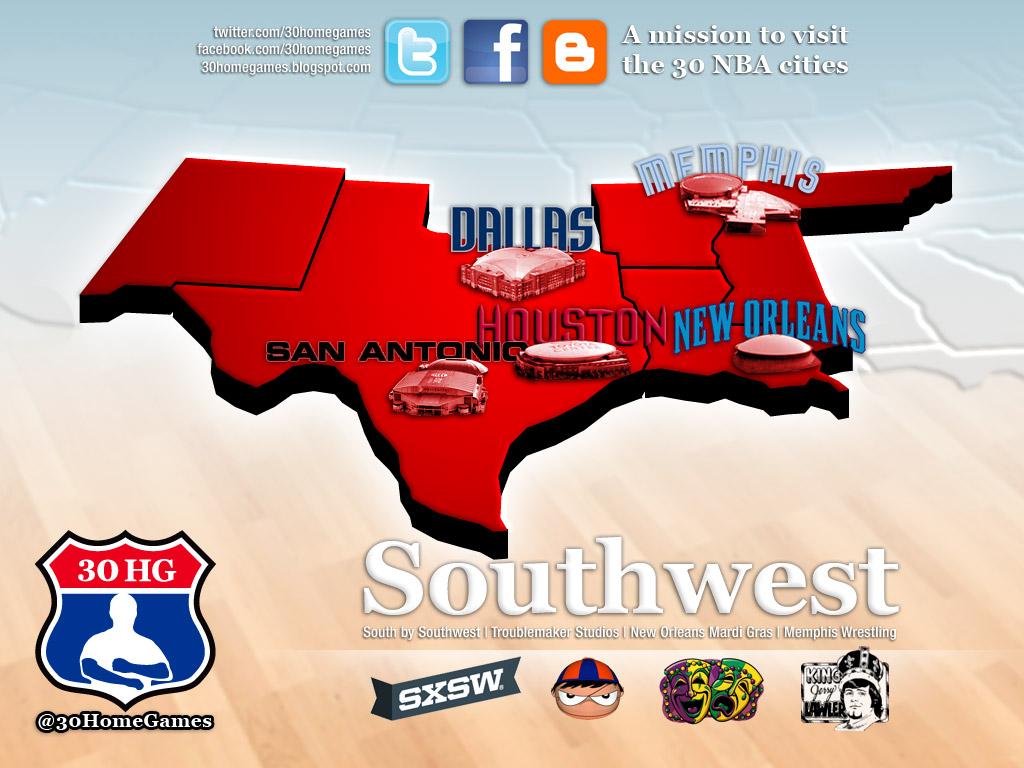 30 home games 30 home games mission southwest division map troublemaker studios logo 2009 troublemaker studios logo 2005
