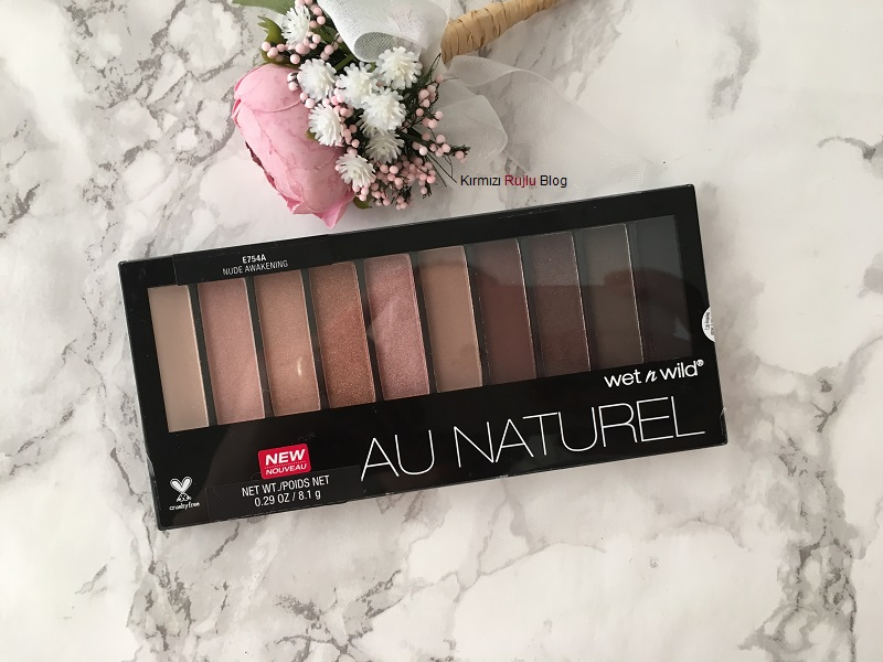 Wet n Wild Nude Awakening Far Paleti