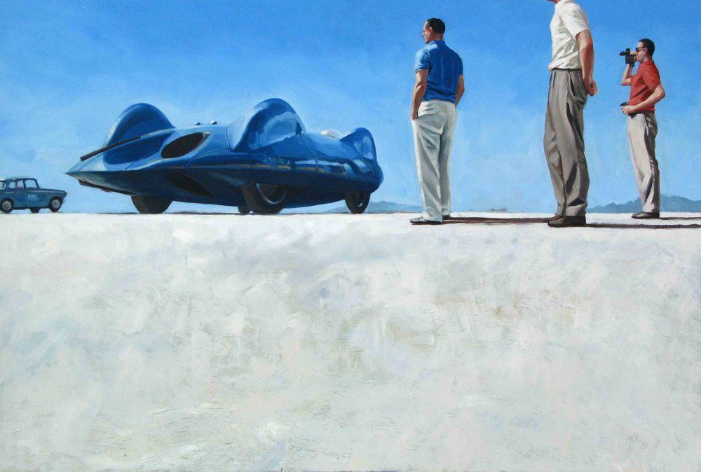 Jack  Vettriano   irth  of  a  Dream