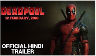Deadpool Hindi Tralier
