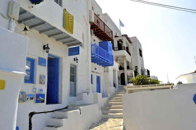 Exploring the hidden churches and beaches on the Greek Island of Sifnos.