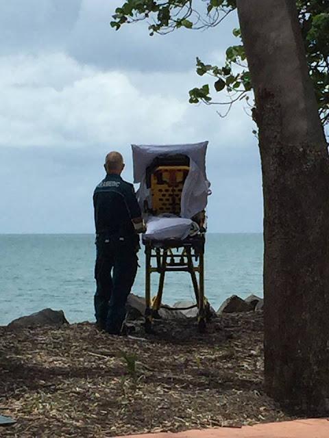 Tραυματιοφορείς εκπλήρωσαν την τελευταία επιθυμία ετοιμοθάνατης γυναίκας
