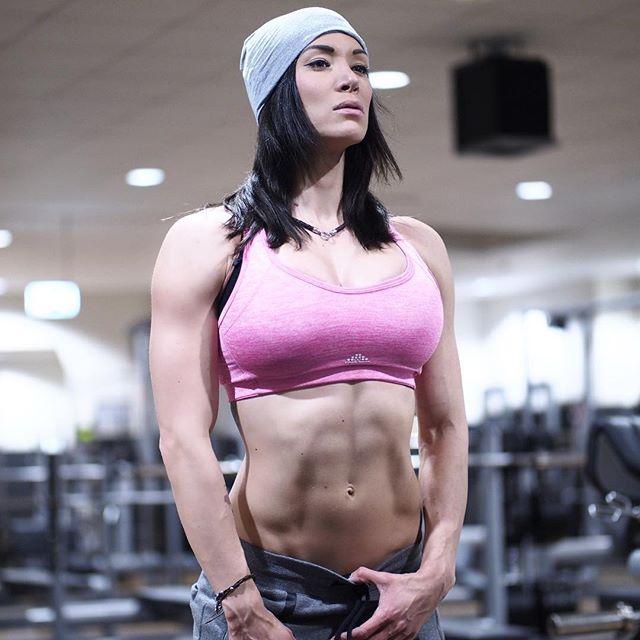 Calisthenics fitness Cornelia Ritzke