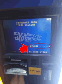 Limit,Biaya,Kode CONTOH Transfer ATM Mandiri ke BCA ...