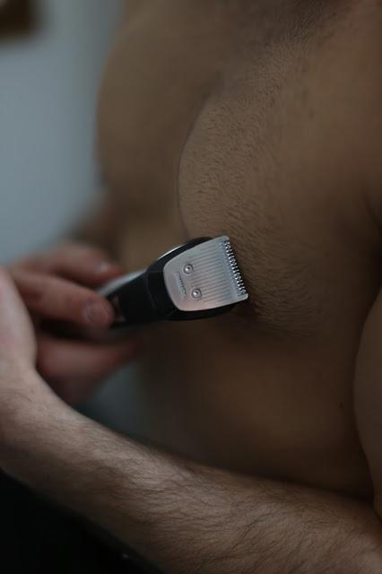 philips body shaver