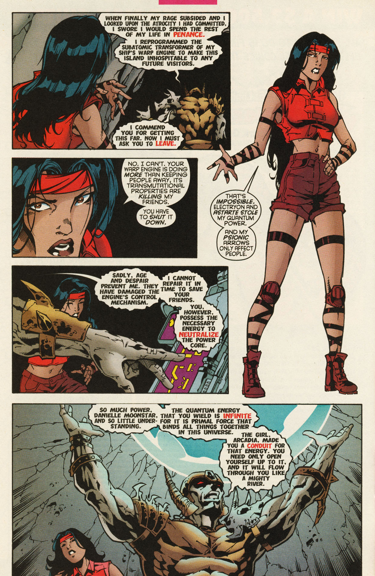Read online X-Force (1991) comic -  Issue #93 - 26