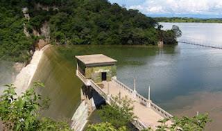 Açude Coremas recebe 10 milhões de m³ de água neste fim de semana