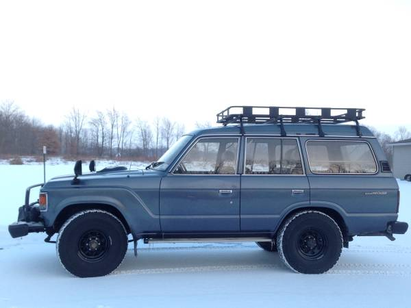 1985 Toyota Land Cruiser HJ60 For Sale
