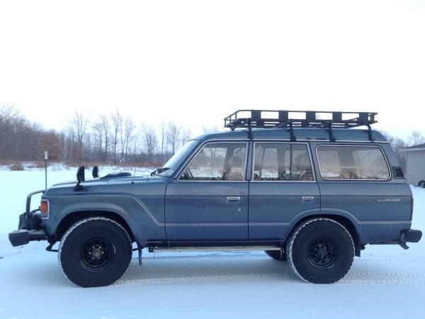1985 Toyota Land Cruiser HJ60 For Sale