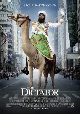 The Dictator 2012 Hindi 480p Dual Audio BRRip 280MB