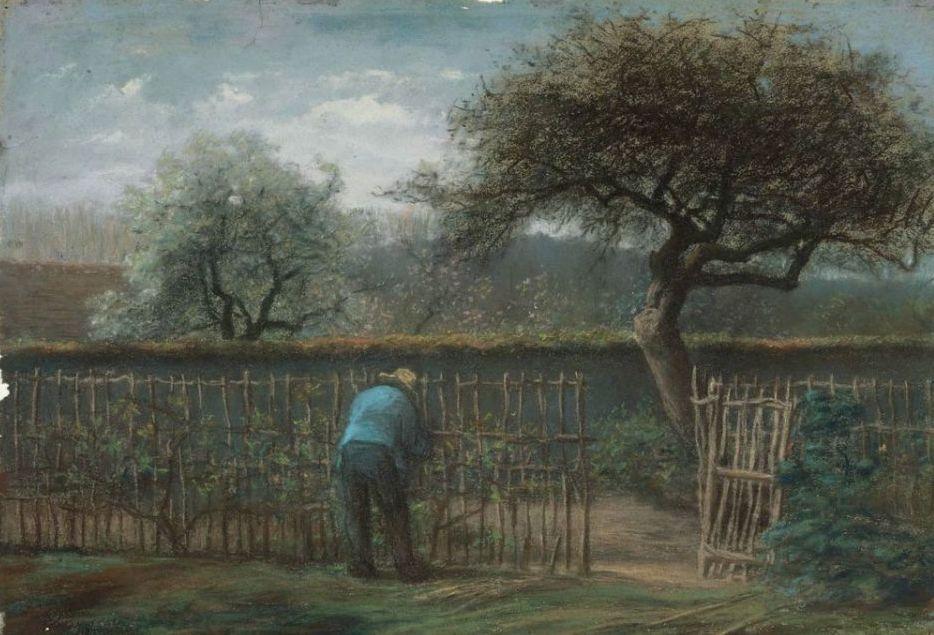 Indeprofundis: Jean-Françoise Millet y su mundo rural...