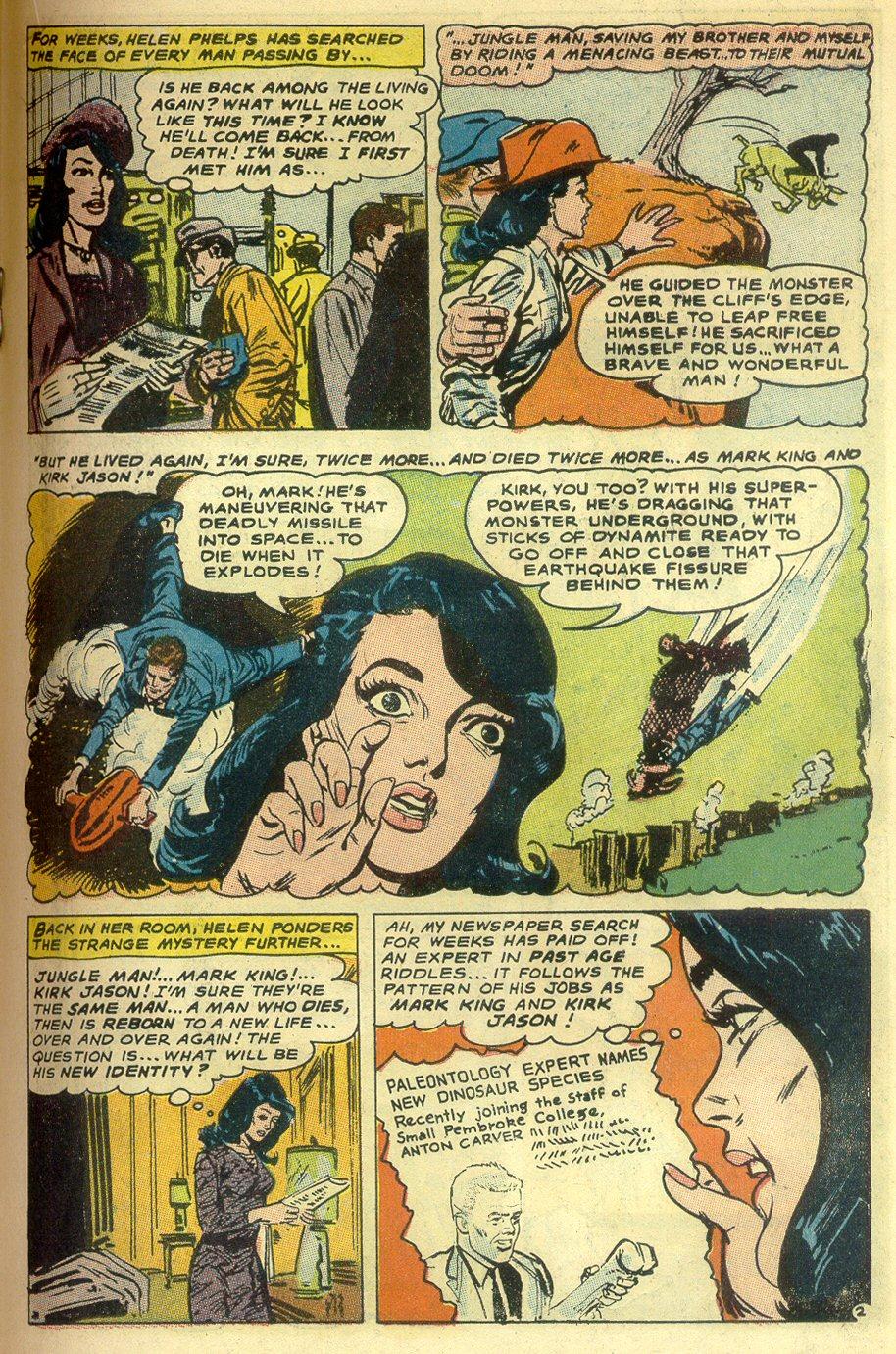 Strange Adventures (1950) issue 198 - Page 19