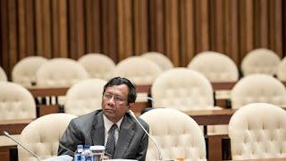 Mahfud MD: UU Ormas Disahkan, HTI Tamat Tak Bisa Hidup Lagi