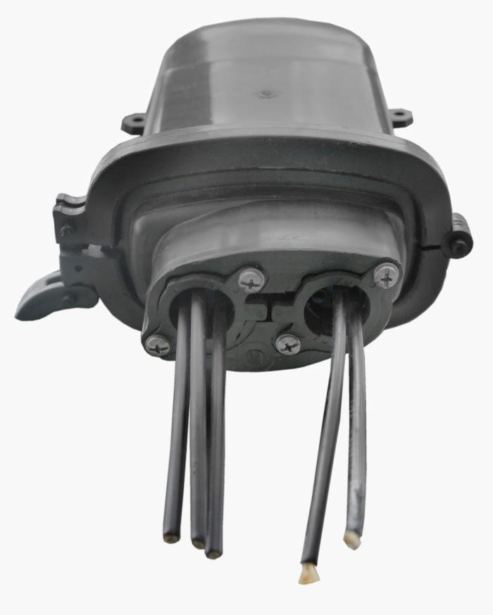 e3c159f4e9 Fibracem Blog: Tutorial: Mini Caixa de Emenda Óptica com base Grommet