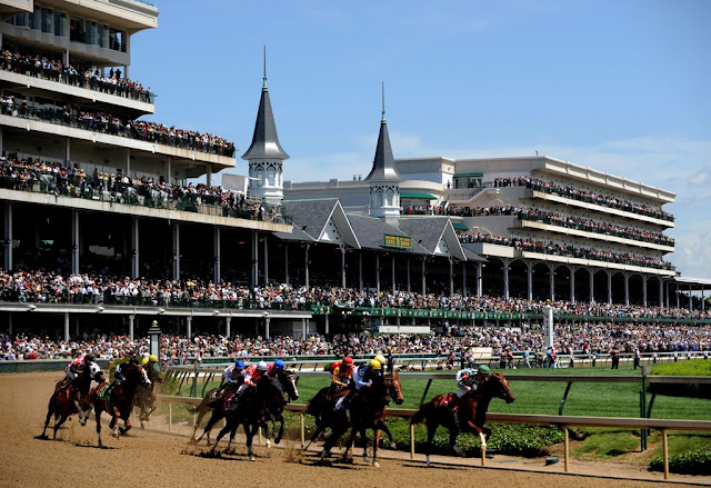 El Kentucky Derby carrera