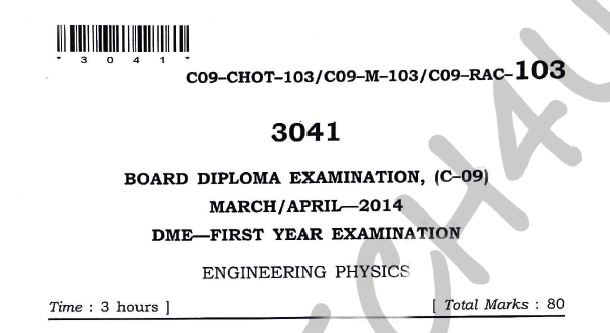 c09 engineering physics old question papers