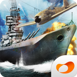 Download WARSHIP BATTLE: 3D World War II Apk Mod Latest Version