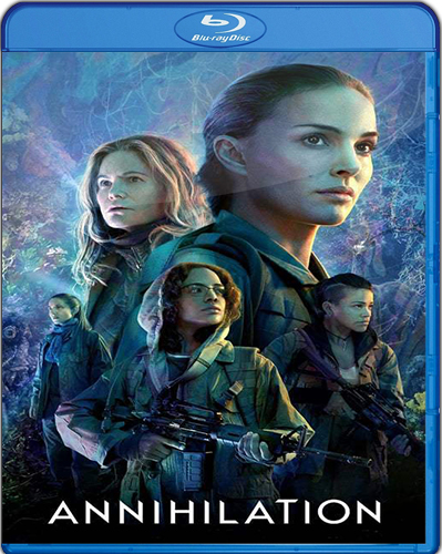 Annihilation [2018] [BD25] [Latino]