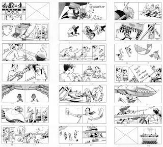 Bill Thomson Illustration: THE TYPEWRITER: An Evolving