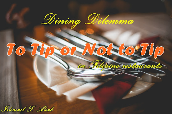 Tipping in Filipino Restaurants