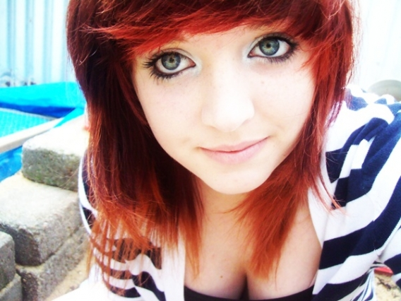 Emo Girl Hair Cuts: Cute Emo Haircuts For Girls With Short