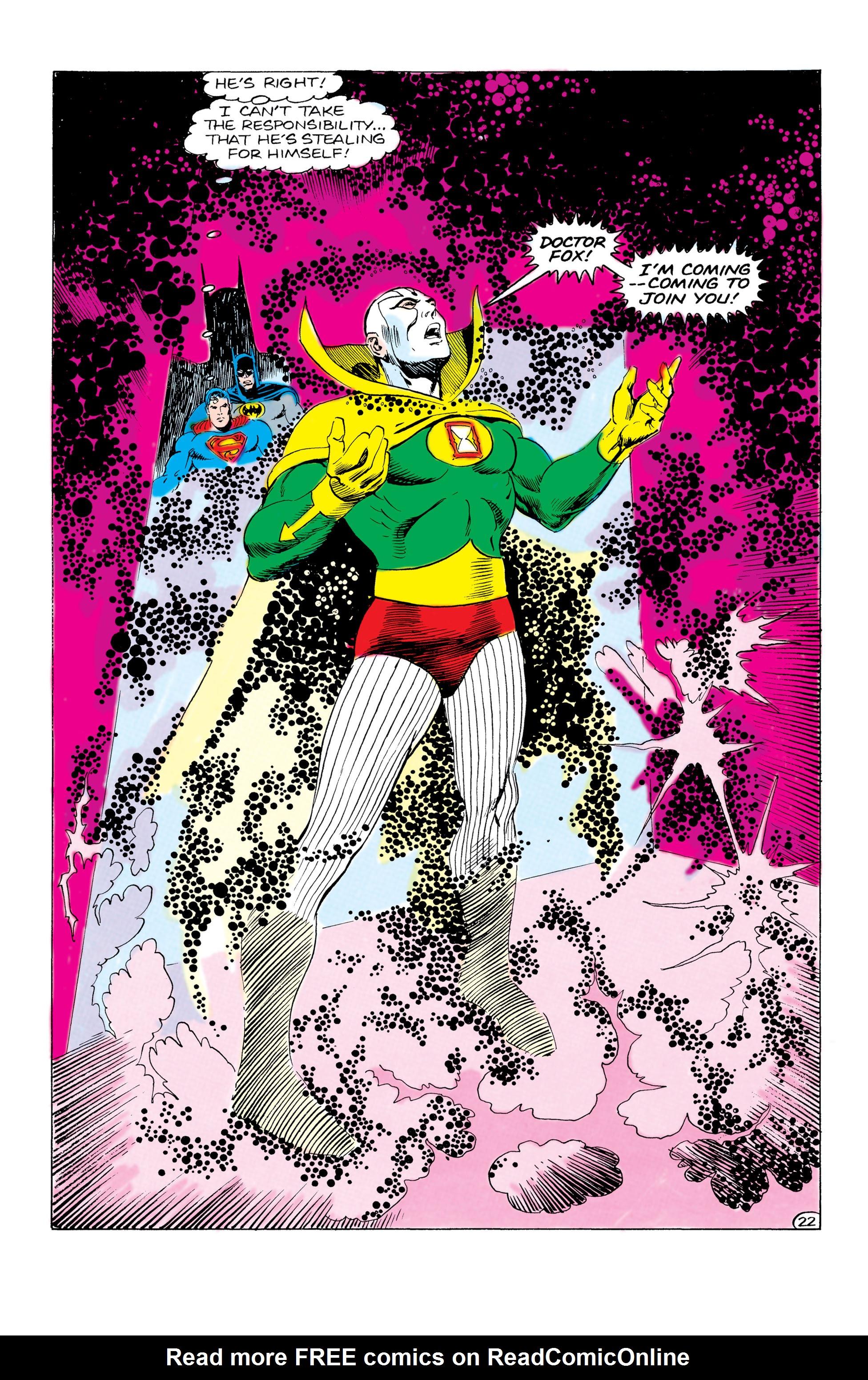 Read online World's Finest Comics comic -  Issue #321 - 22