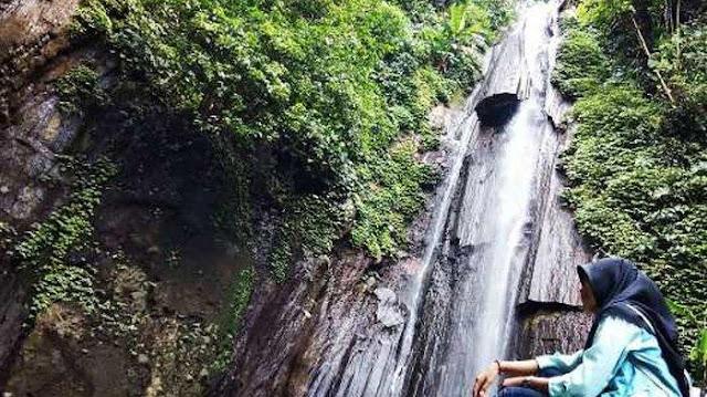 Spot Foto selfie Air Terjun Coban Canggu Mojokerto