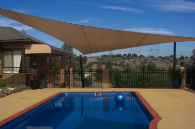Pool Shade Design Outdoor Shades Swimming Sails Blinds Over Pools School Covers