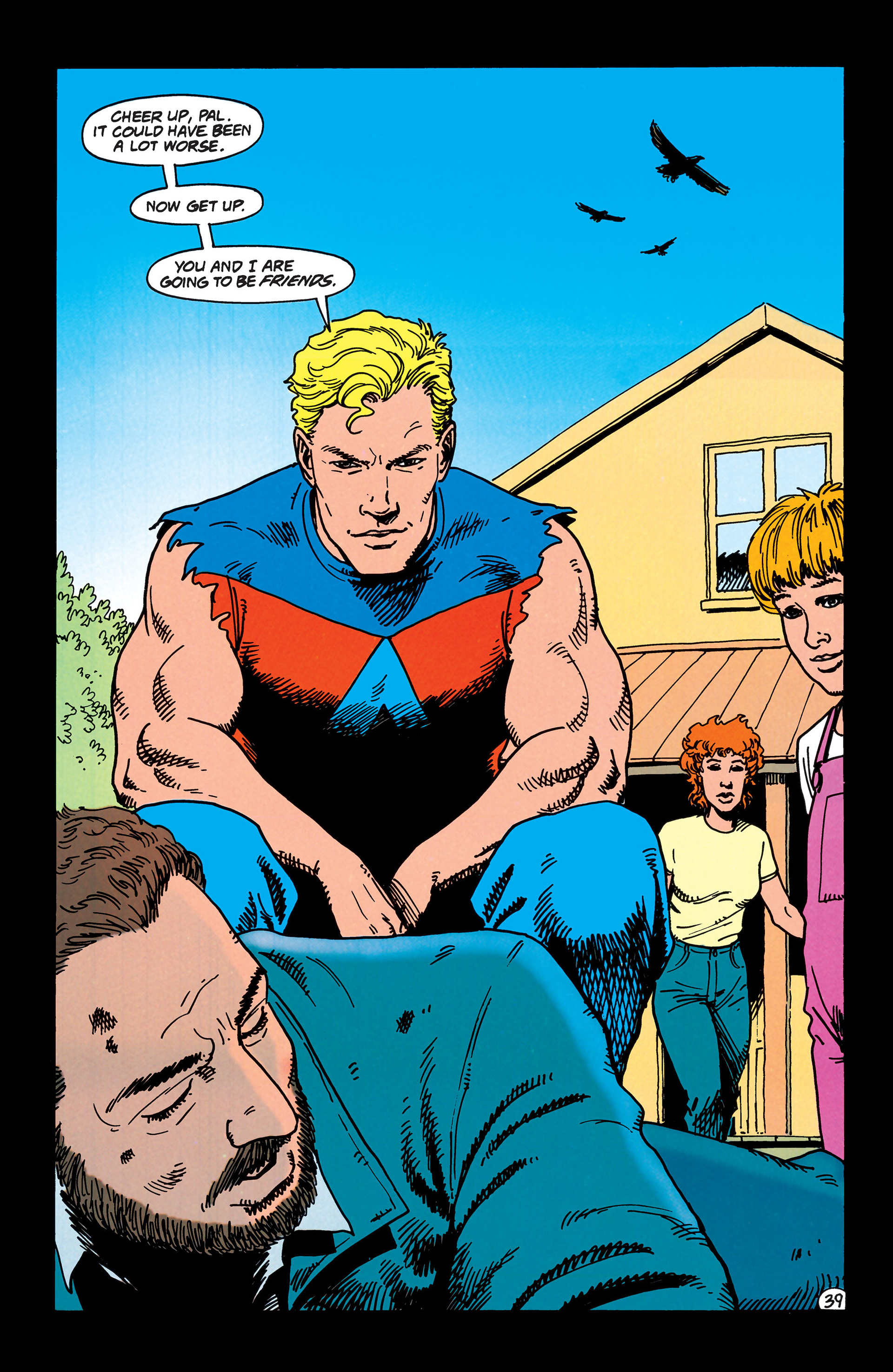 Read online Animal Man (1988) comic -  Issue #50 - 39