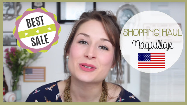 shopping haul maquillajes
