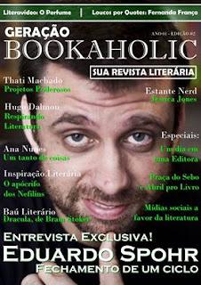Revista Geração Bookaholic 2ª edição