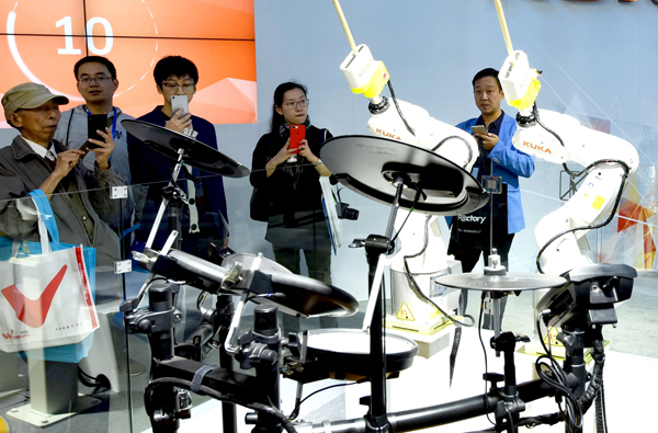 China's Midea Completes Takeover Bid For German Robot