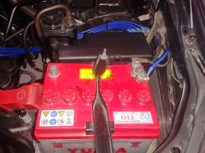 DIY  kuras tangki bensin toyota innova VVTi ipah20v