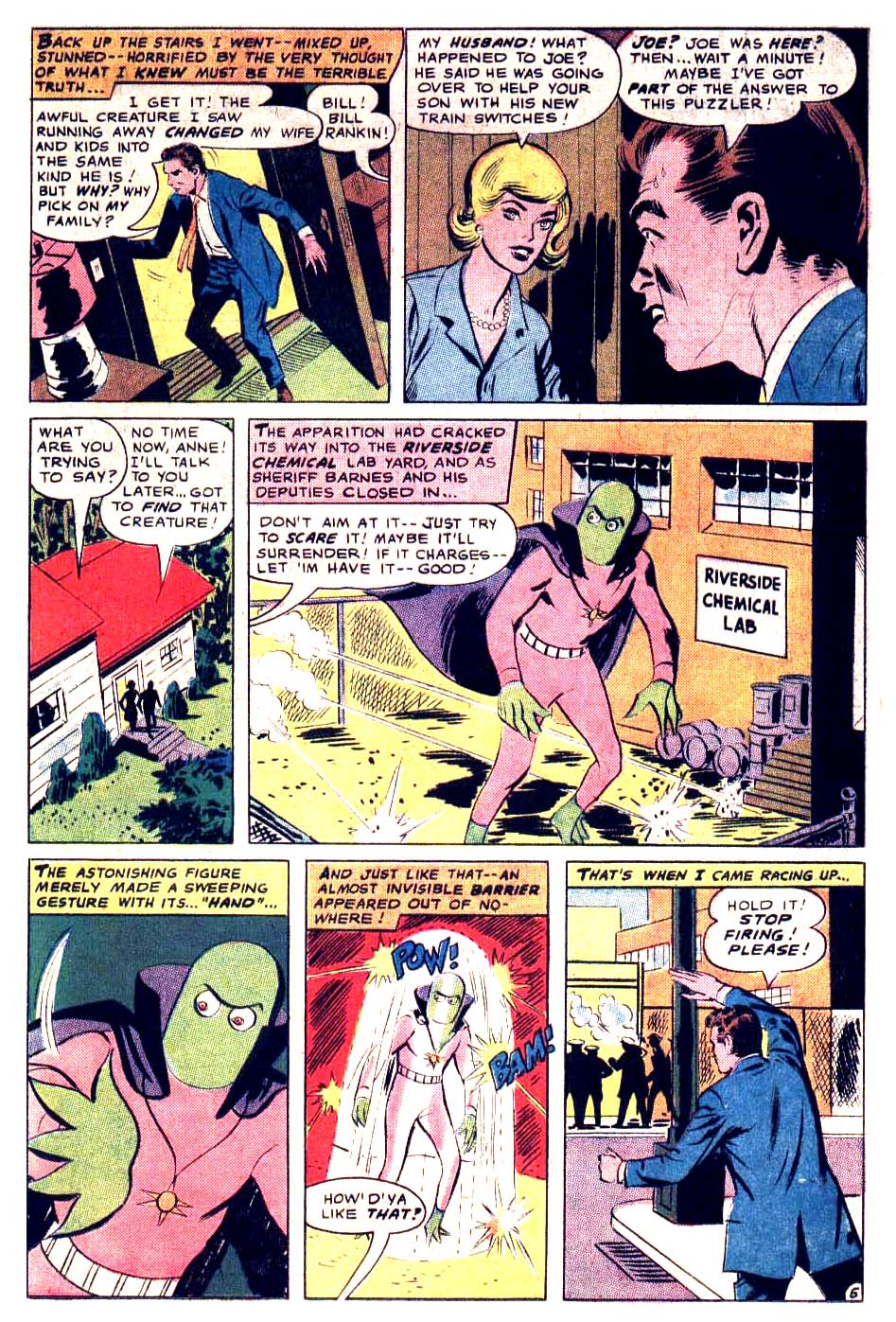 Strange Adventures (1950) issue 187 - Page 19