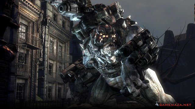 Gears of War 1 Gameplay Screenshot 2